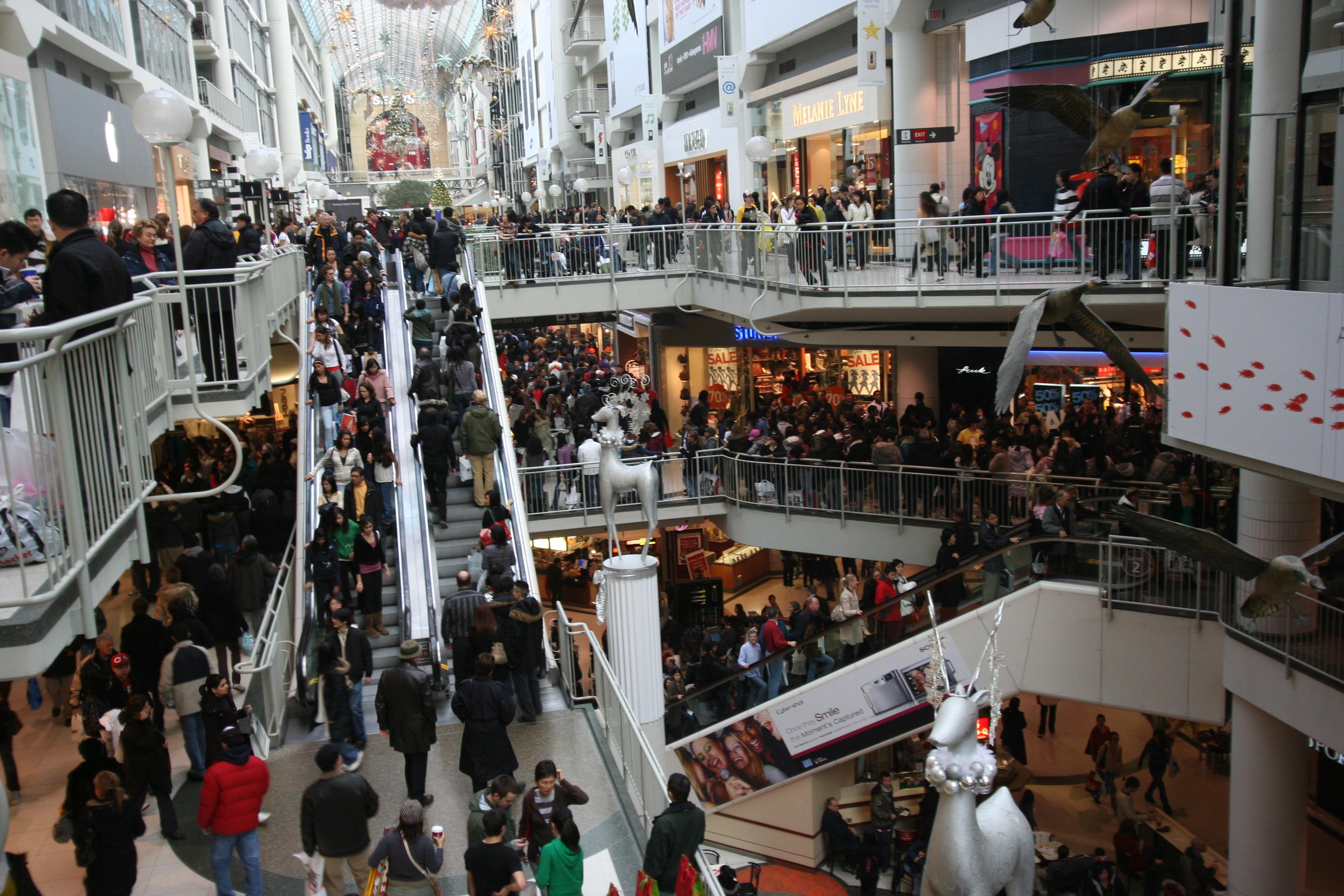 Holiday Shopping Bah Humbug Vision Viewpoint